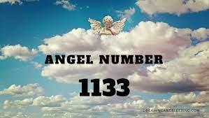 angel number 1133
